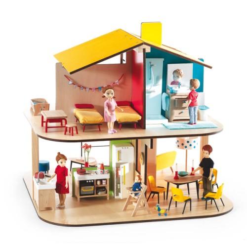 maison en bois oxybul