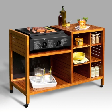 plancha la redoute plancha gaz 2 br leurs. Black Bedroom Furniture Sets. Home Design Ideas