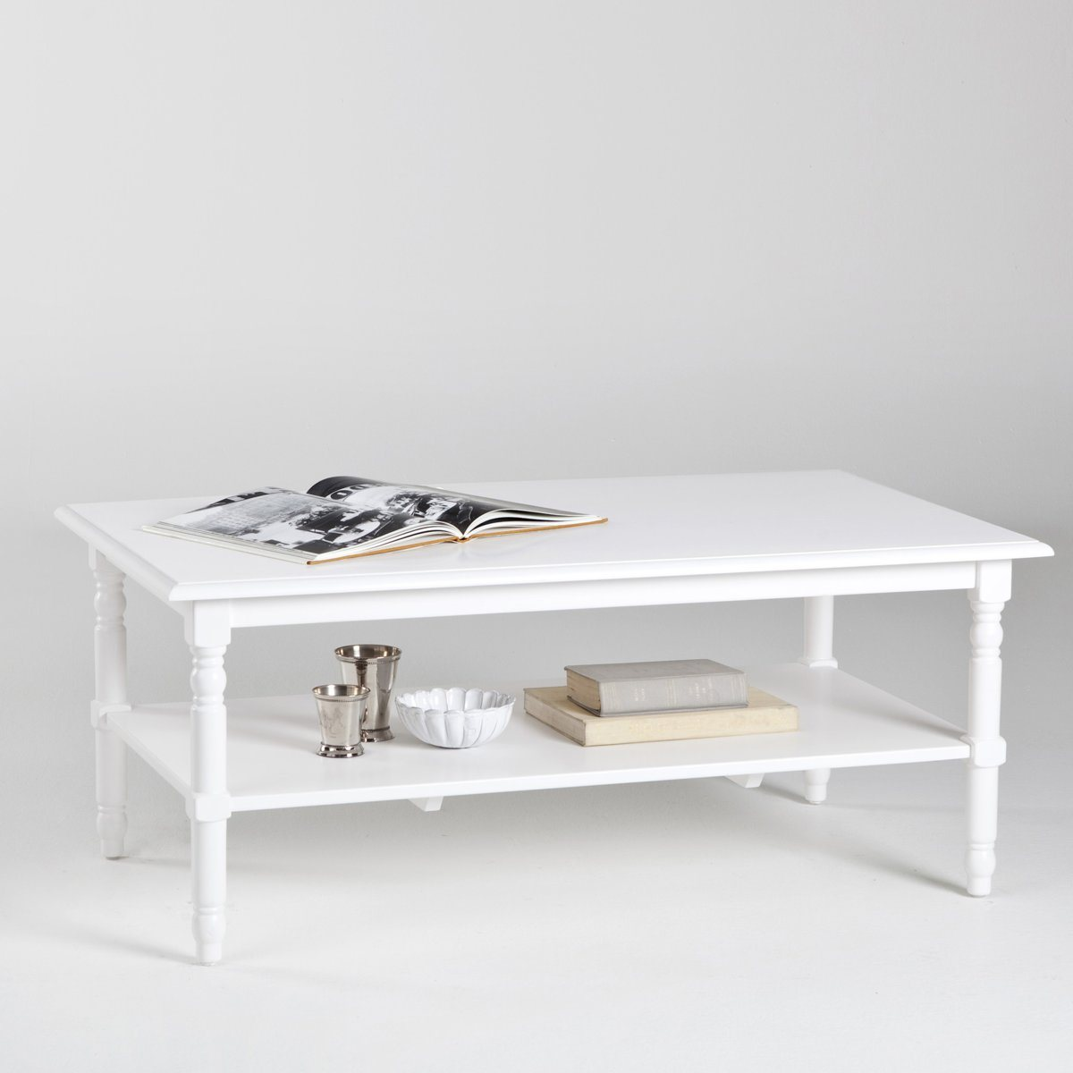 Table basse la redoute table basse authentic style for Table basse scandinave la redoute