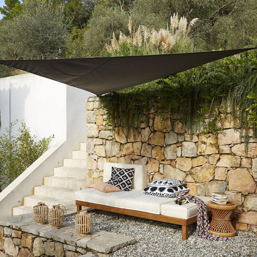Banquette lit de jardin Eucalyptus Chann La Redoute Interieurs ...