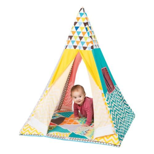 Tipi d'activités évolutif Infantino pour enfant dès la naissance