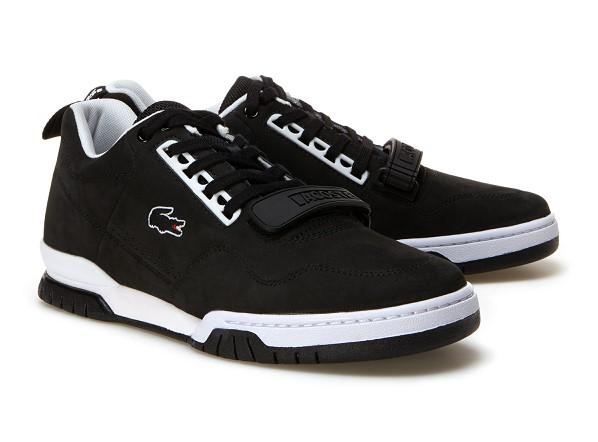 a7bd12c8c0 Sneakers Missouri Lacoste en cuir suédé - Baskets Homme Lacoste ...