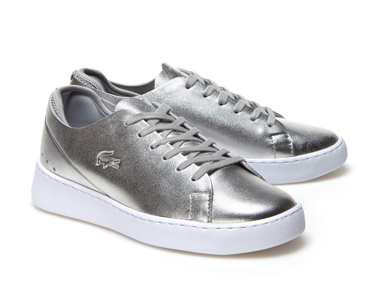 Sneakers Eyyla Lacoste en cuir