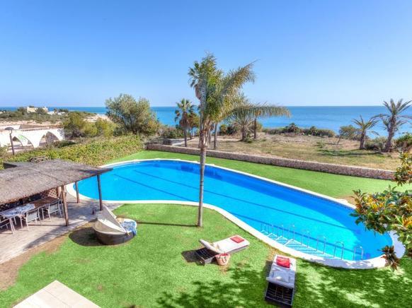 Maison de vacances à L'Ametlla de Mar pour 8 personnes en Espagne en Espagne