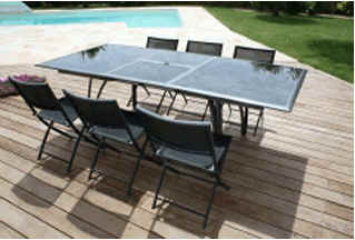 Tables Pliantes Carrefour. Perfect Table Et Chaise De Camping Chaise ...