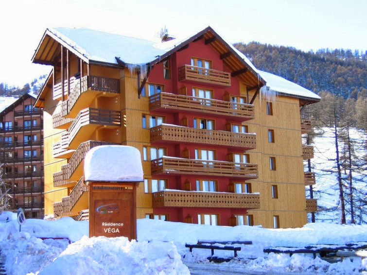 Appartement Vega à Risoul 1850 Alpes du Sud - Interhome