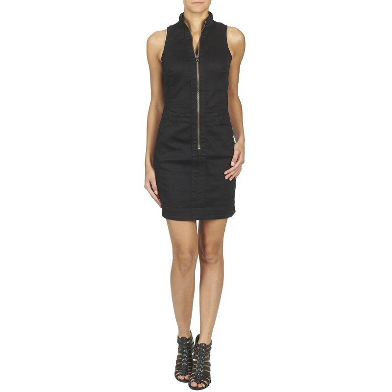 G-Star Raw CORE SLIM DRESS Noir