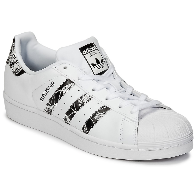 Blanc Originals Baskets Superstar Adidas Femme W Spartoo 0ON8nwPymv