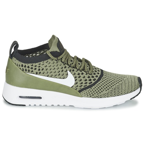 cheap for discount d62e9 11f1a Nike AIR MAX THEA ULTRA FLYKNIT W Kaki