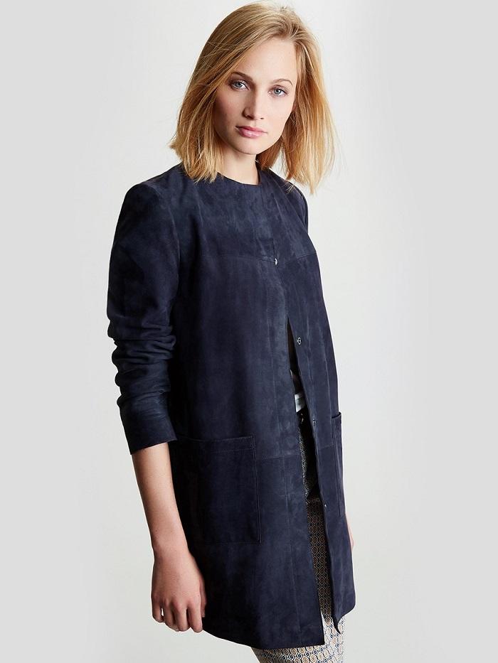 manteau femme en velours de ch vre cyrillus manteau cyrillus. Black Bedroom Furniture Sets. Home Design Ideas
