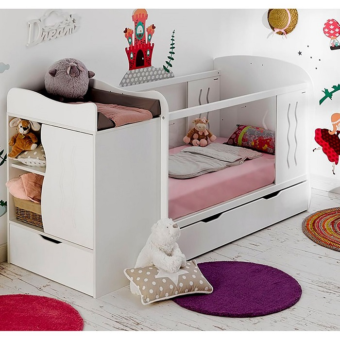 lit b b volutif sur iziva. Black Bedroom Furniture Sets. Home Design Ideas