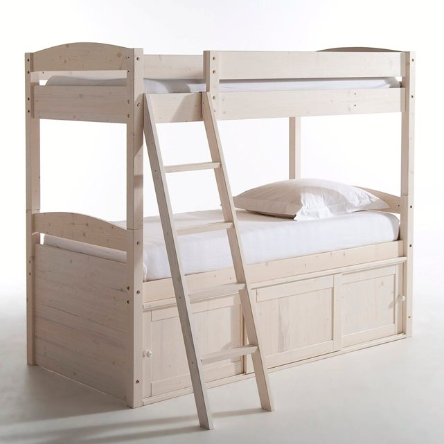 lits superpos s cyrille la redoute interieurs lit enfant la redoute. Black Bedroom Furniture Sets. Home Design Ideas