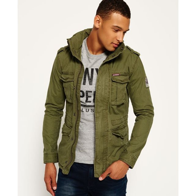 Veste de randonnée Rookie Heavy Weather Superdry Veste