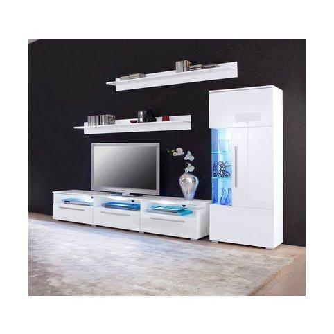 pack mural meuble tv vitrine meuble tv 3 suisses