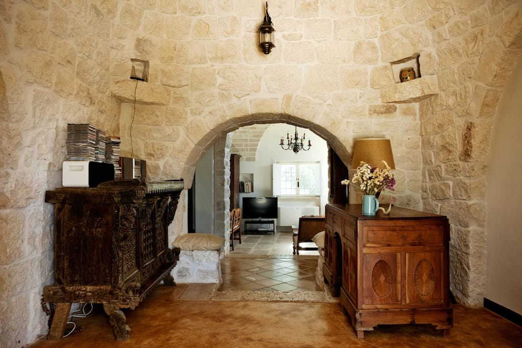 Airbnb - Maisons Dôme à louer à Ostuni