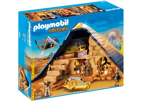 Pyramide du pharaon 5386 PLAYMOBIL
