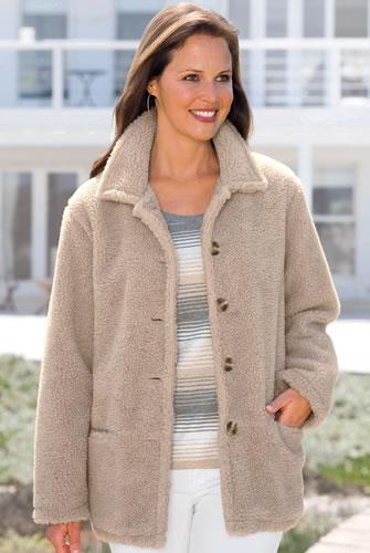 veste polaire damart femme