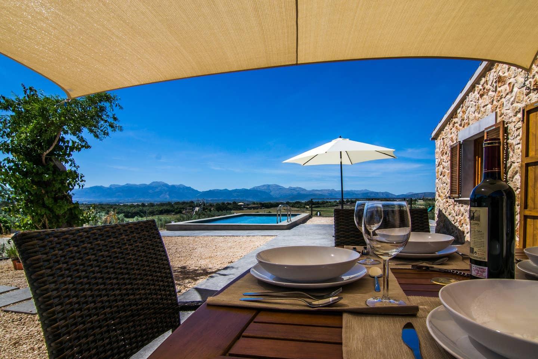Airbnb - Location BIO CASA Cottages à Muro à Majorque en Espagne