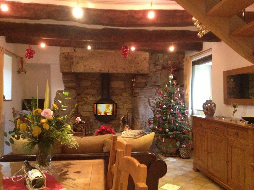 Abritel Location Perros-Guirec - Location de charme Maison bretonne : La Ferme de ma Mère