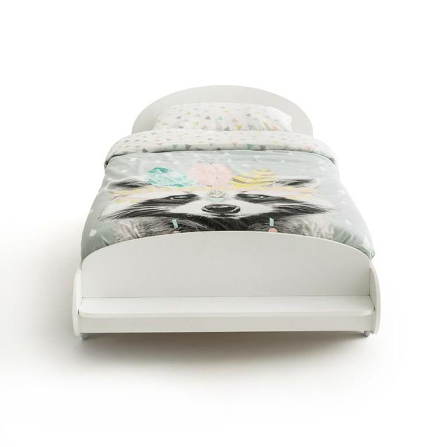 lit enfant banc avec sommier nutteo la redoute interieurs lit enfant la redoute. Black Bedroom Furniture Sets. Home Design Ideas