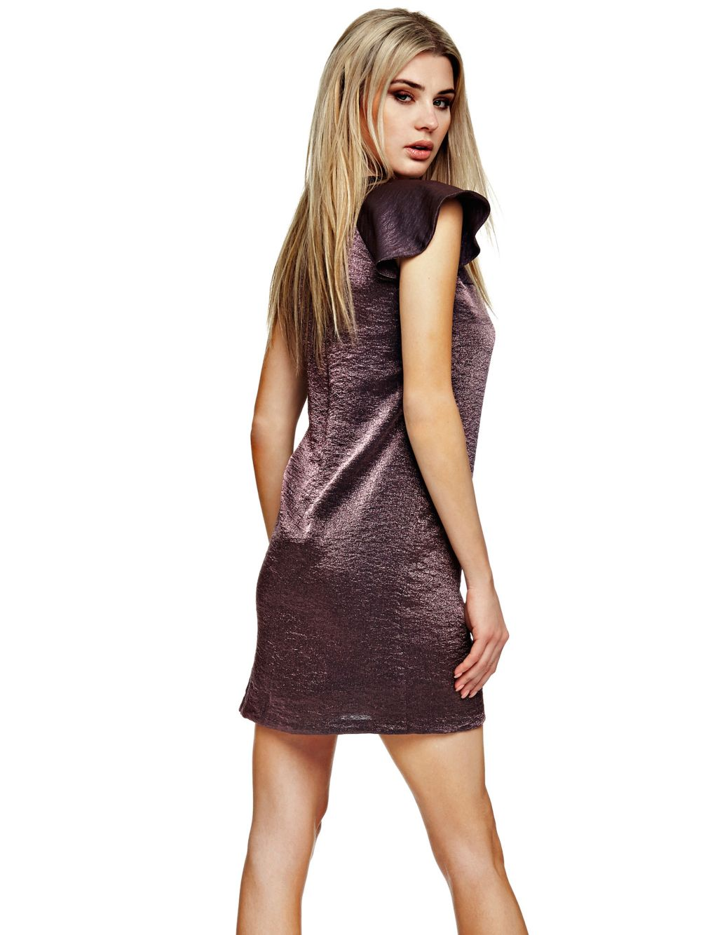 ROBE ASYMETRIQUE MARCIANO Guess