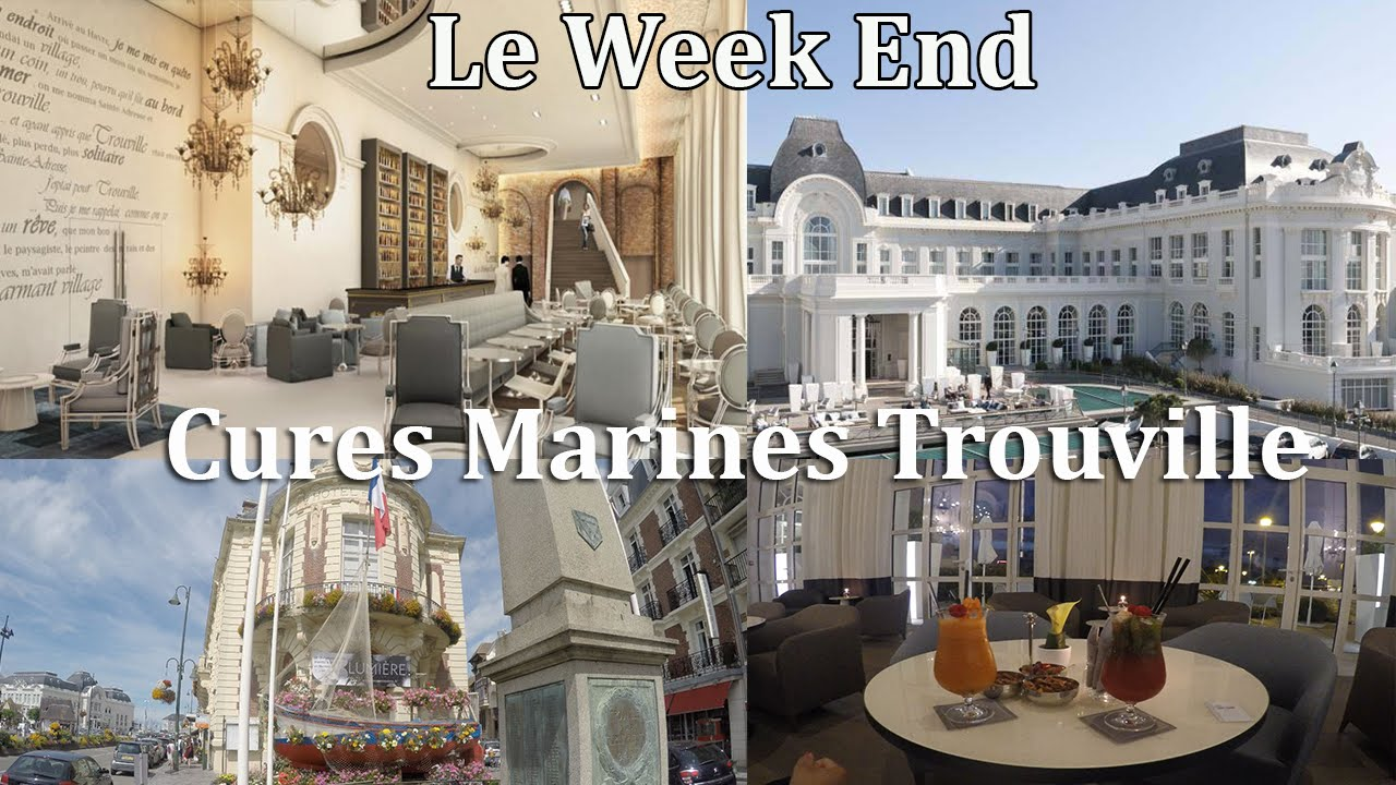 Thalasso spa Trouville Cures Marines McGallery