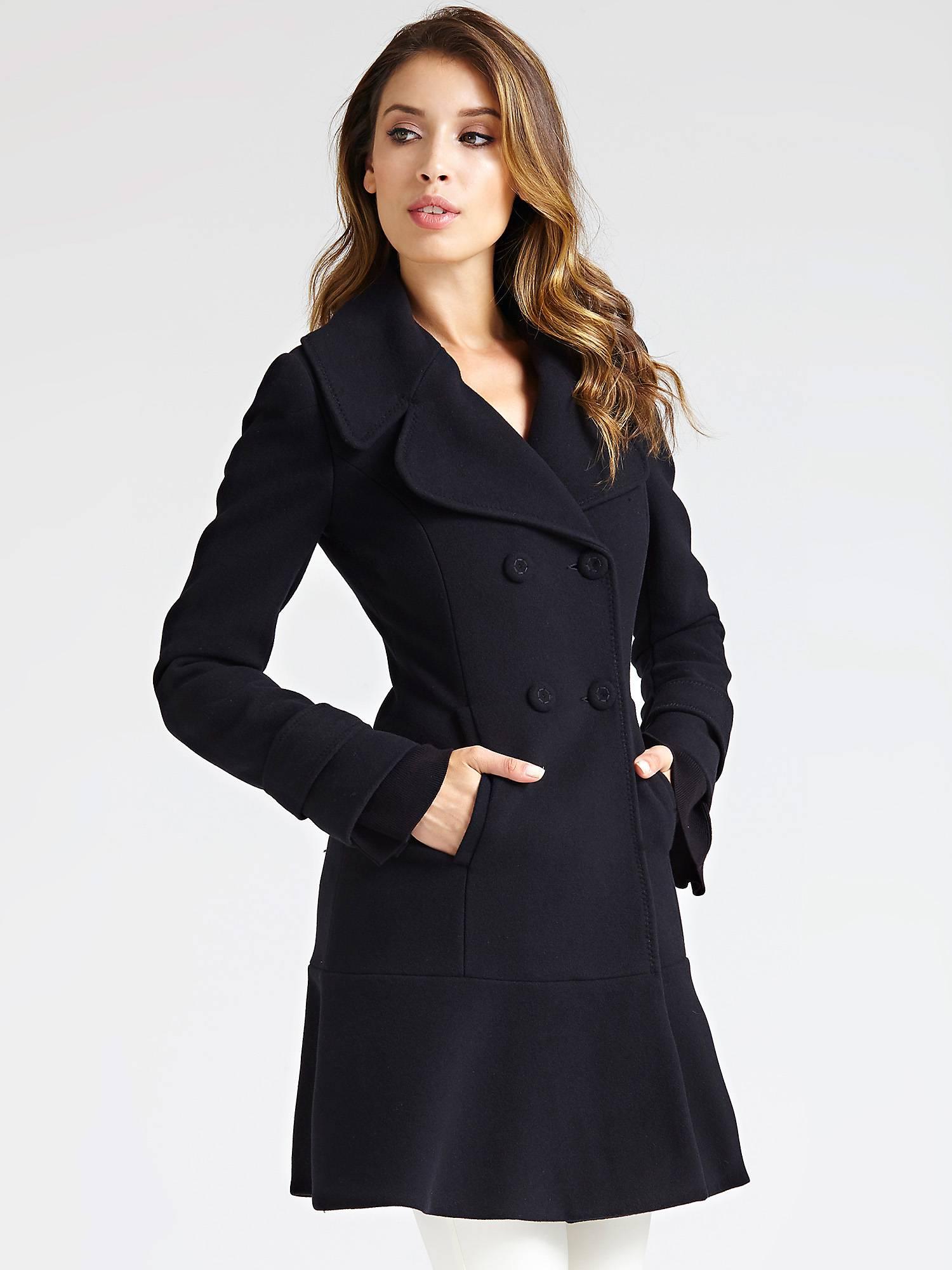 Manteau guess femme