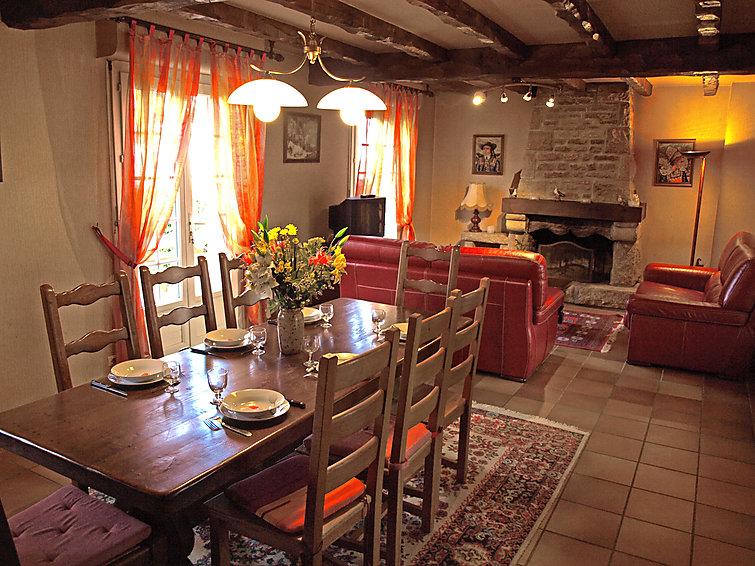 Maison de vacances Saint Gonvel à Landunvez en Bretagne - Interhome