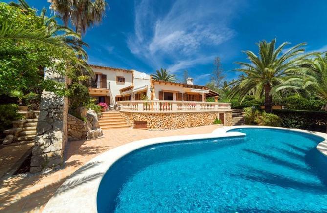 Maison de vacances Costa De Los Pinos pour 9 personnes à Majorque en Espagne