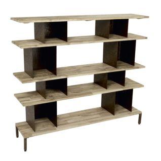 etagere bois woodstock