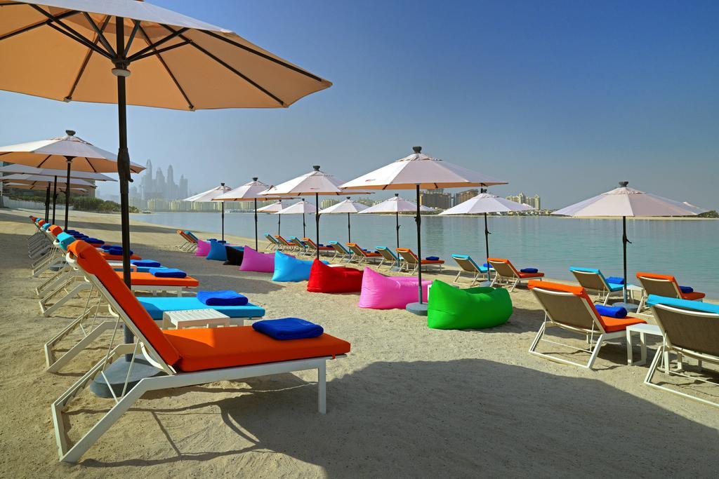 Hôtel Aloft Palm Jumeirah 4* TUI à Dubaï aux Emirats Arabes Unis