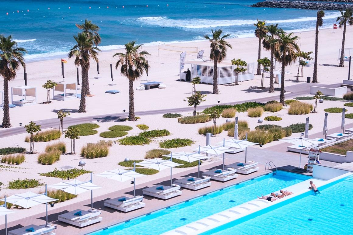 Hôtel Nikki Beach Resort & Spa Dubaï 5* TUI aux Emirats Arabes Unis