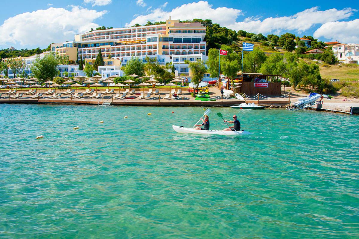 Club Lookéa Mare Nostrum - Dolce Attica Riviera 4* TUI à Vravrona en Grèce