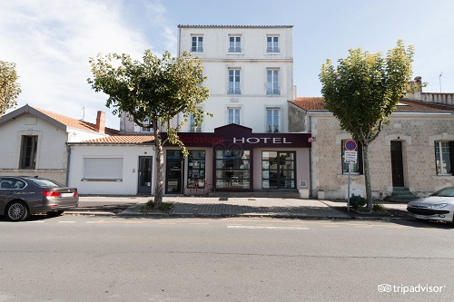 Hotel Accostage à La Rochelle