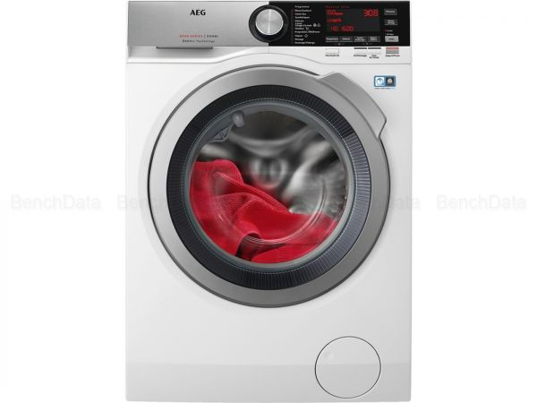 Lave linge sechant Aeg L87695NWD - Darty