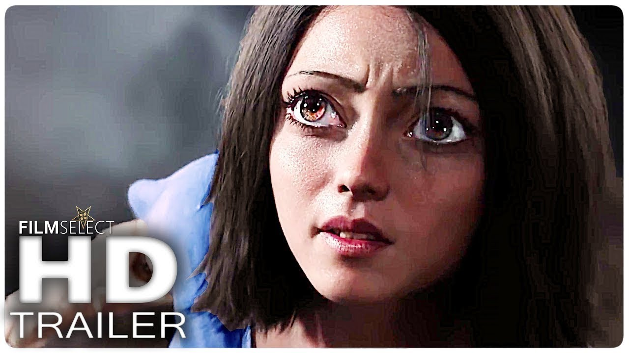 Bande Annonce ALITA BATTLE ANGEL VF