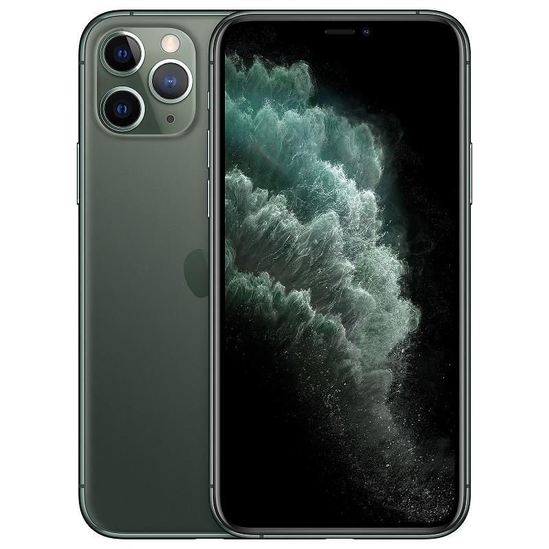 Apple iPhone 11 Pro 256 Go 5.8' Vert nuit