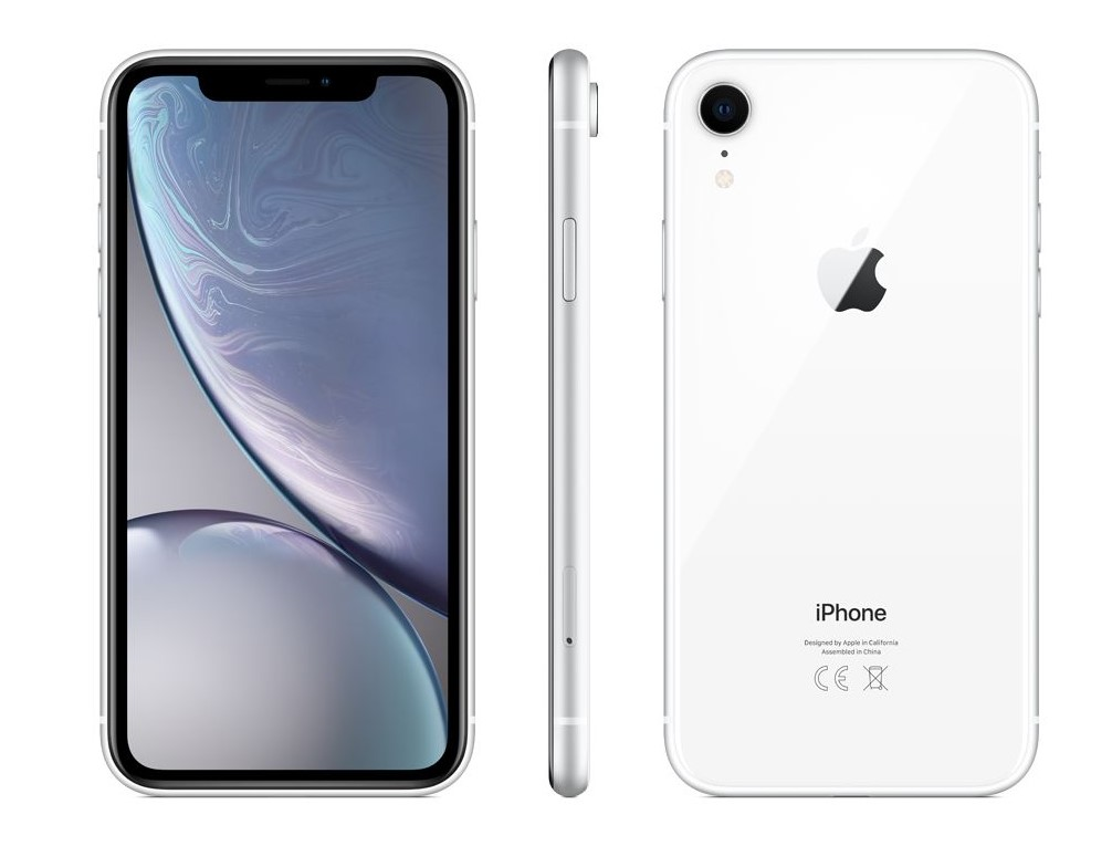 "Apple iPhone XR 128 Go 6,1"" Blanc"