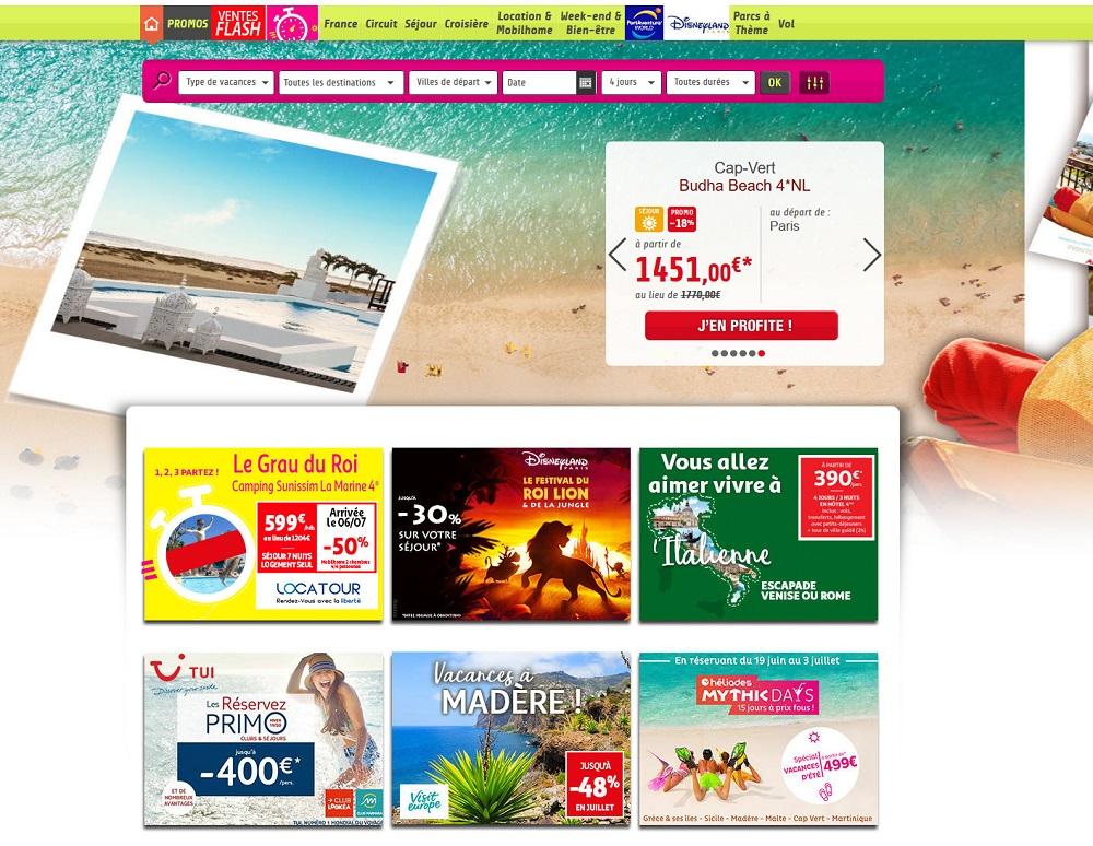 Voyages Auchan Billet avion pas cher, Voyages Auchan croisière, Voyages Auchan circuit