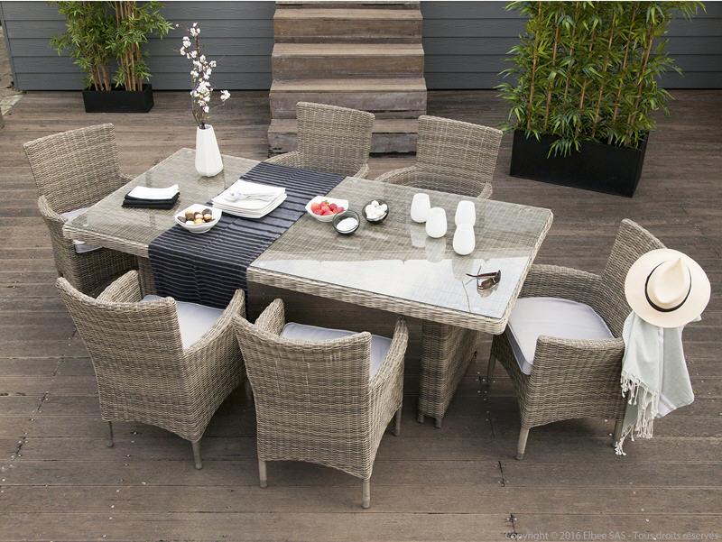 Best Salon De Jardin Resine Vente Flash Contemporary - House Design ...