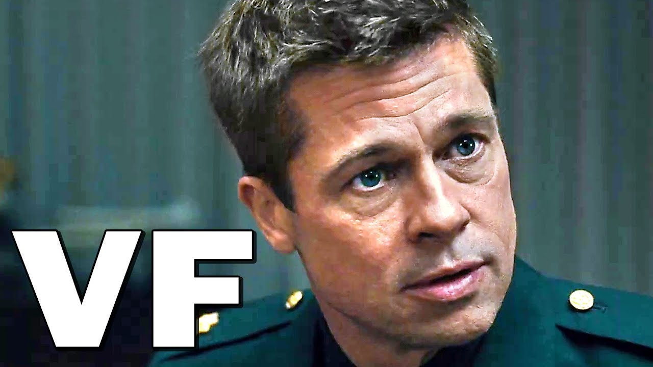 Bande Annonce AD ASTRA (2019) Science-Fiction avec Brad Pitt, Tommy Lee Jones, Ruth Negga