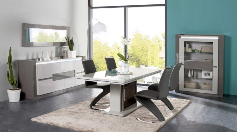 buffet conforama buffet 4 portes atlanta. Black Bedroom Furniture Sets. Home Design Ideas