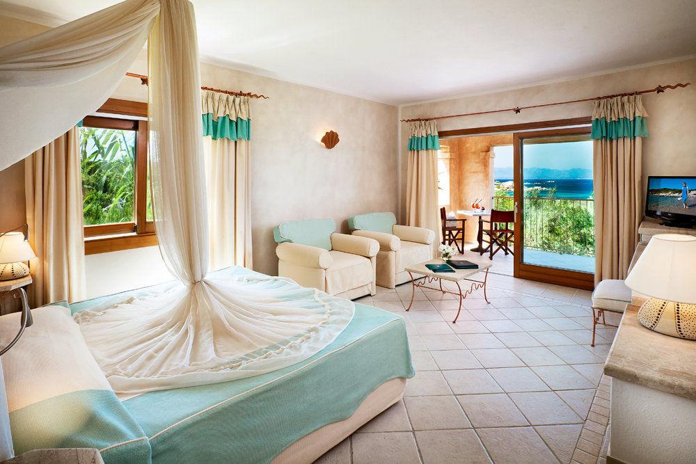Resort Valle Dell'Erica Thalasso & Spa 5* en Sardaigne