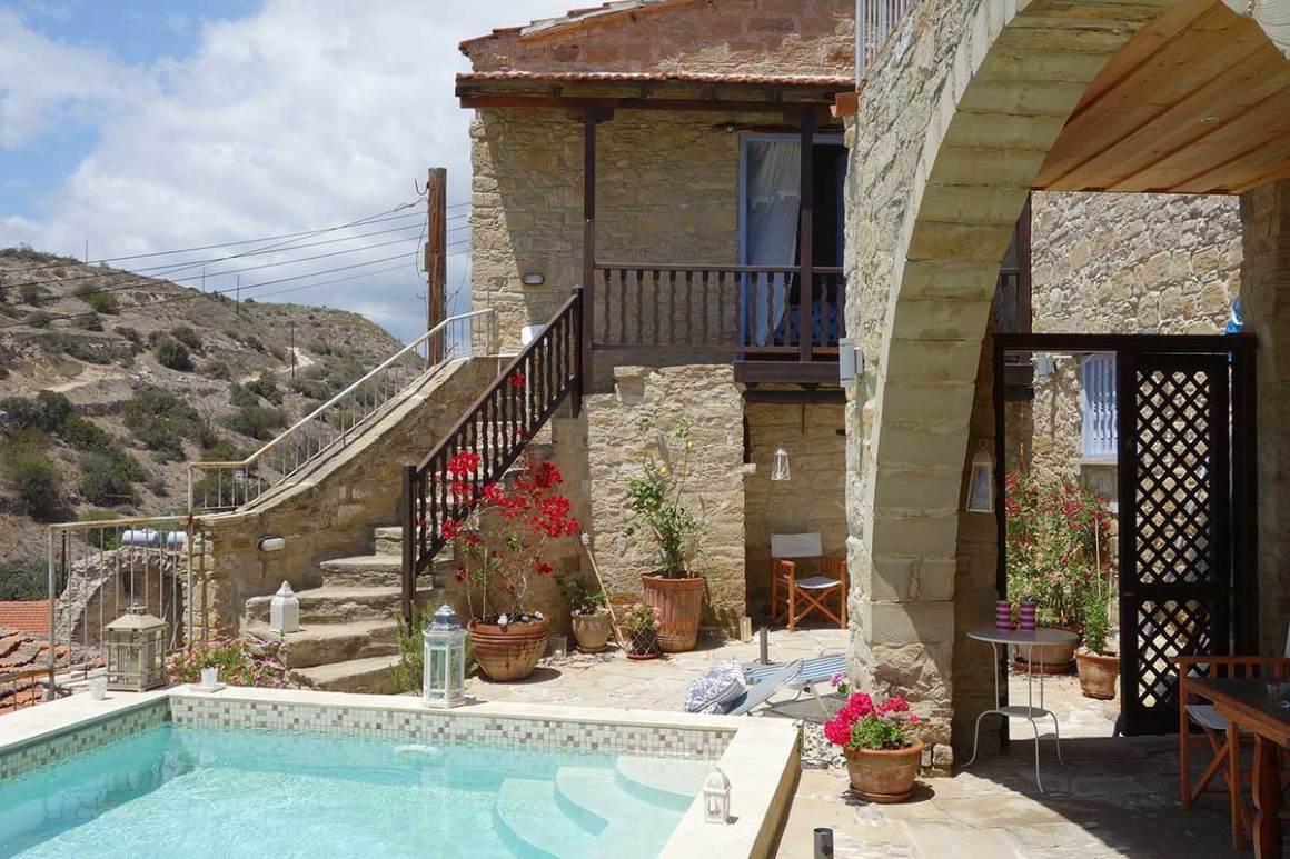 Hôtel Cyprus Villages 3* TUI à Latchi à Chypre