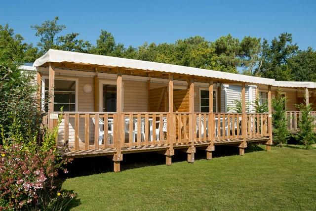 Camping Les Chèvrefeuilles 4* à Royan en Charente-Maritime