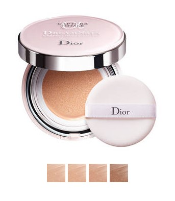 Dior Capture Totale Dreamskin - Perfect Skin Cushion SPF 50 PA +++