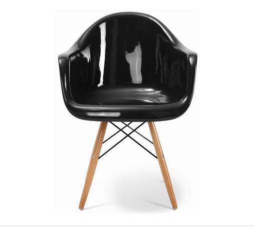 Chaise DAW Charles Eames Fibre De Verre