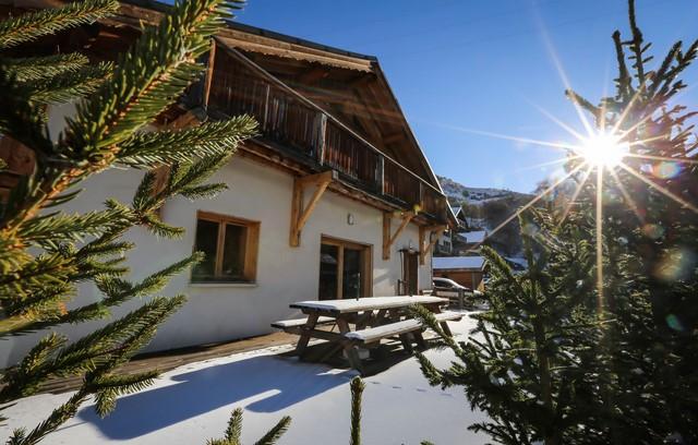 Location Chalet Odalys Le Peak à  Valloire en Savoie