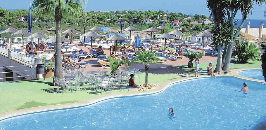 Club Jumbo Cala Mandia Park 3* à Majorque aux Iles Baléares