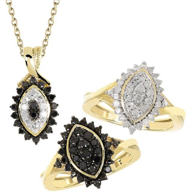 pas mal 605a9 49c4a Instant Bijoux Bagues Hypnotique Diamants+Pendentif+Chaîne ...